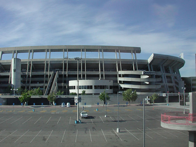 Qualcomm Stadium: Home of the San Diego Chargers